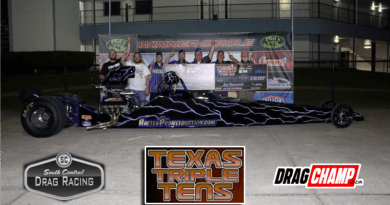 Texas Triple Tens May 2019 Friday Results
