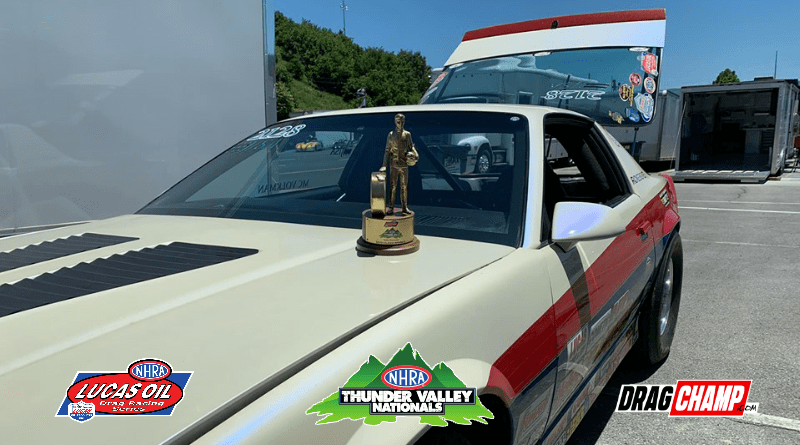2019 Thunder Valley nationals saturday sportsman results