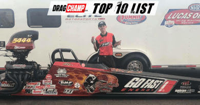 DragChamp Sportsman Racing Top 10 List 6-19-19