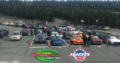 Eastbound Dragway signs multi year agreement with IHRA