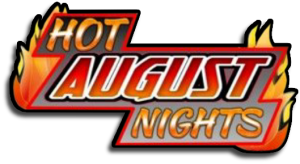 Hot August Nights Logo