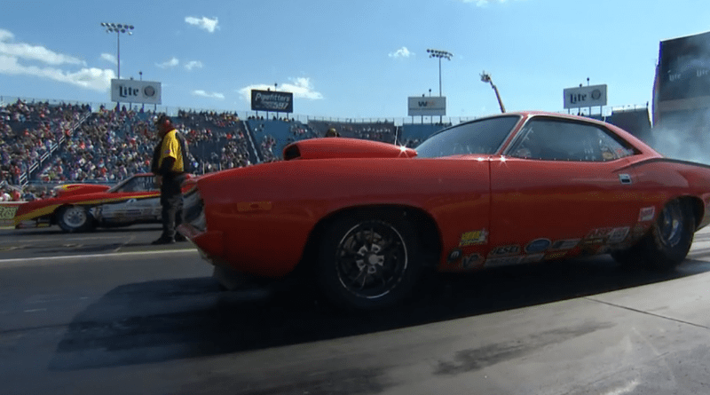Rodger Sauder 2019 Route 66 Nationals Super Street Champ chicago