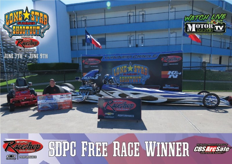Russell Marr 2019 Lone Star Summer Shootout Friday Winner