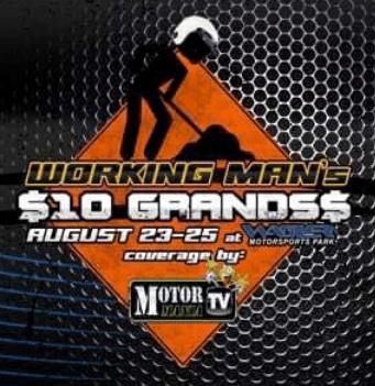 Working Mans 10 Grands Logo