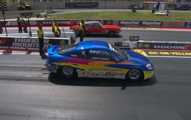 2019 Mile High Nationals Super Stock Final round