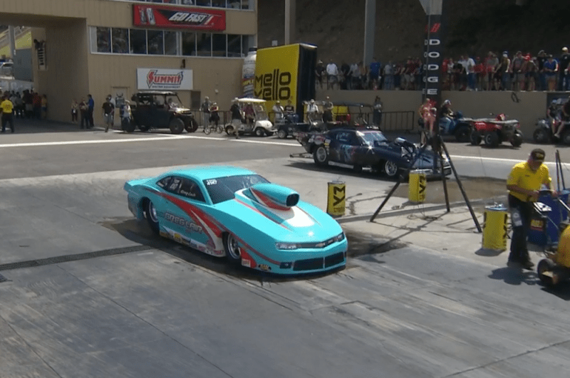 2019 Mile High Nationals Top Sportsman final