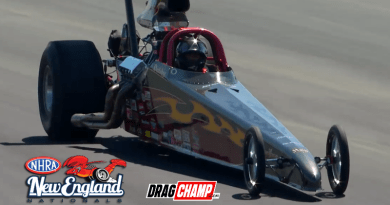 2019 NHRA New England Nationals Saturday Update