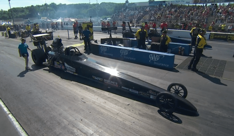 2019 New England Nationals Top Dragster Final