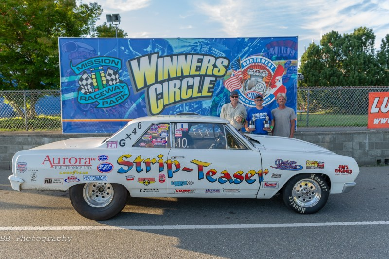 Andy Closkey doubles at Mission Raceway dragchamp top 10 list