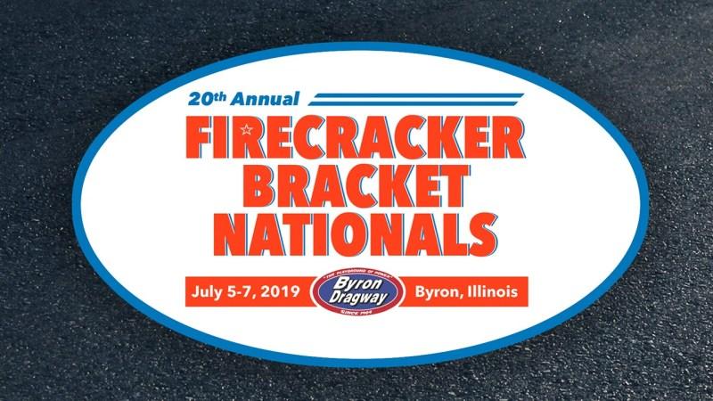 Byron Dragway Firecracker Nationals Logo