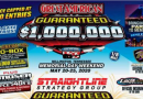 Great American Million coming to Memphis in 2020