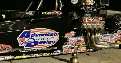 Huffman leads division 4 winners at Noble