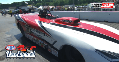 Iggie Boicesco wins Super Gas at New England Nats