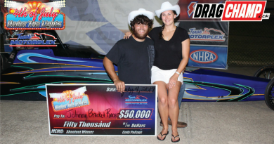 Johnny Ezell wins 50K shootout