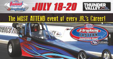 Jr Drag Racing Eastern Conference Finals
