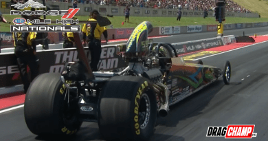 Mitch Mustard wins Super Comp at NHRA Mile High Nationals