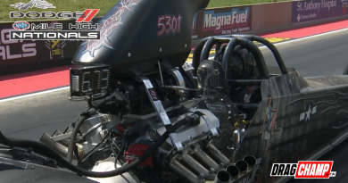 Tony Stark win 2019 NHRA Mile High Nationals