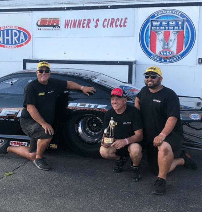 Allen Firestone Top Sportsman DragChamp Top 10 List