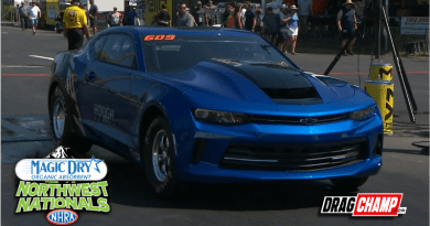 Andy Morris wins Stock at NHRA Northwest Nationals