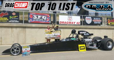 DragChamp Top 10 List – 8/14/19 Edition