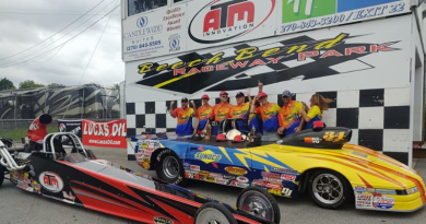 Elrod family doubles up at Beech Bend