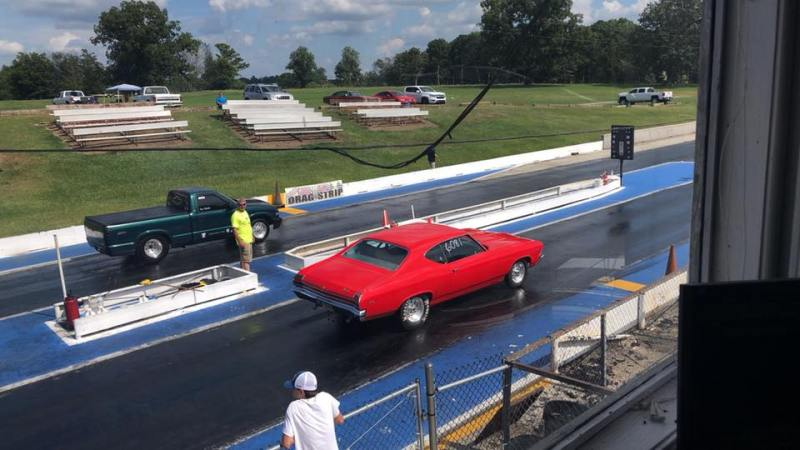 Free 5K race at baileyton goodtime dragstrip