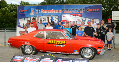 IHRA Season Finale Race Results