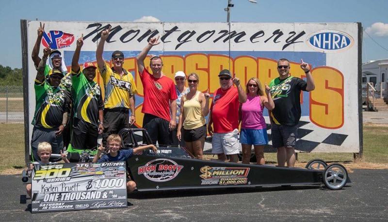 Kaden Pruitt Jr Winner SFG 300 Series