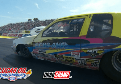 Champions Crowned at NHRA Lucas Oil Nationals