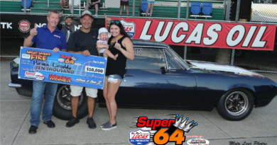 Lucas Oil Super 64 Results – Summit Motorsports Park