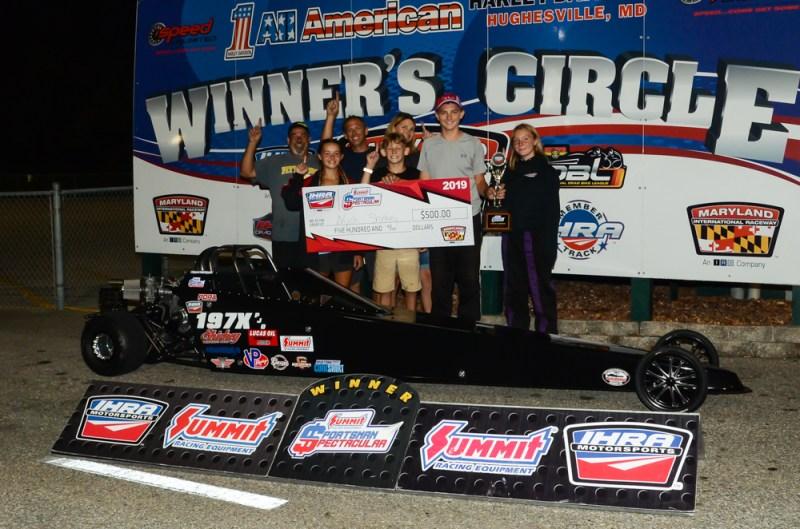 Nyck Shirkey Saturday Junior Champion