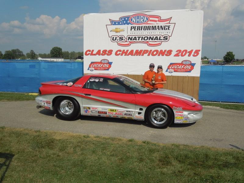 Jeff Dona Indy class winner