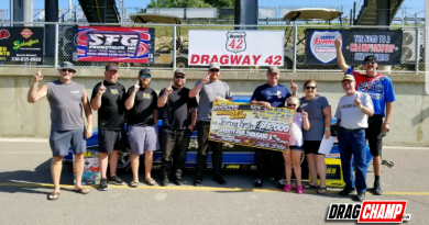 SFG Promotions Buckeye Bracket Bash Race Results