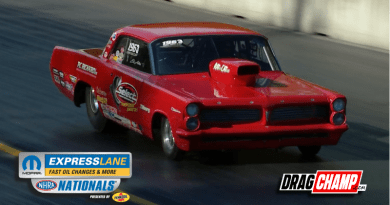 2019 Mopar Express Lane NHRA Nationals Sportsman Results