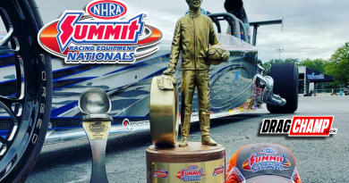 2019 Summit Racing Nationals Sportsman Results