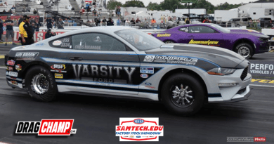 2020 NHRA Factory Stock Showdown Schedule