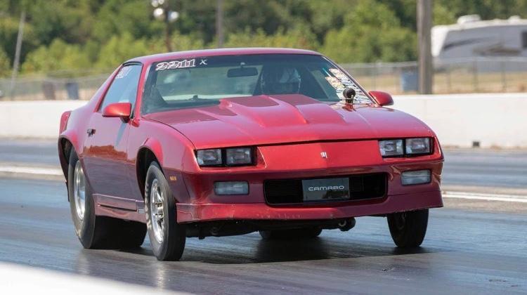 Brody Quick Camaro SFG 300
