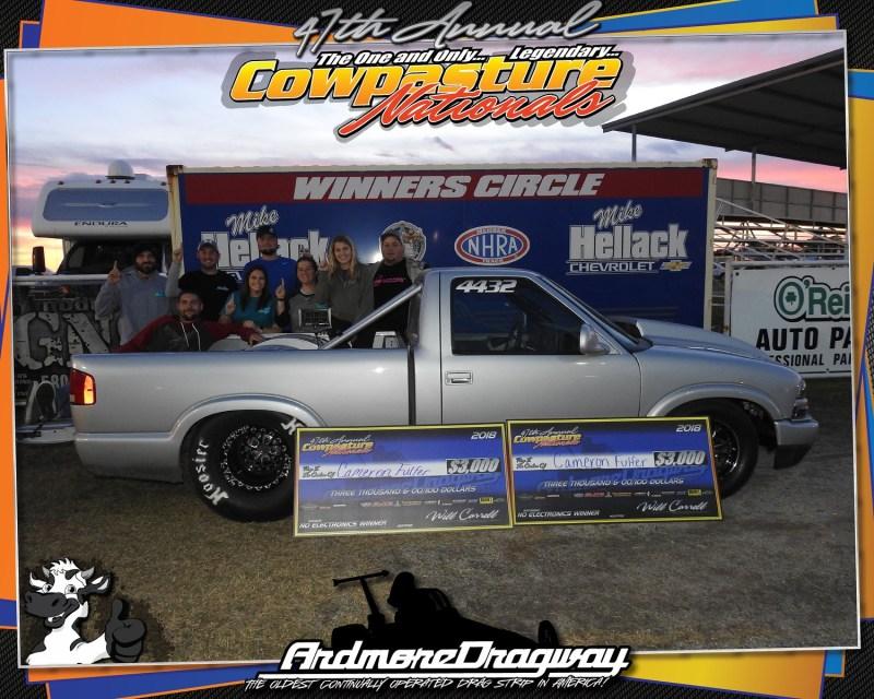 DragChamp Racer Spotlight with Cameron Fulfer   DragChamp com