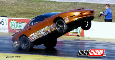 Daniel Young DragChamp racer spotlight