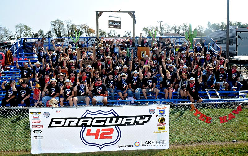 Dragway 42 Team Champ
