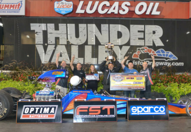 Tim Thomas wins $30K FST Wednesday at Fall Fling
