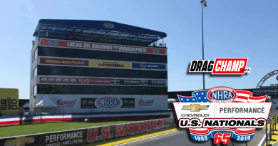 NHRA U.S. Nationals Sportsman Champions