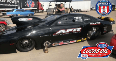 nhra division 5 lodrs results from Earlville