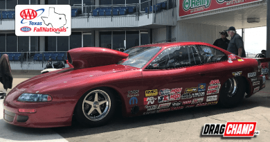 AAA Texas NHRA Fall Nationals Sportsman Preview