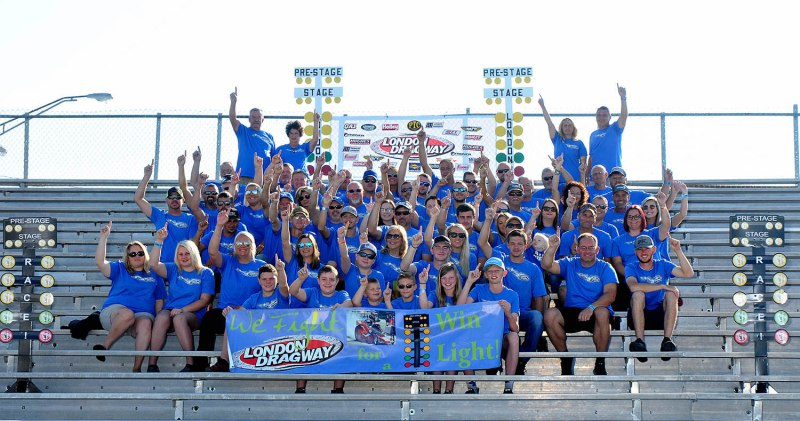 London Dragway wins IHRA Division 2 team finals