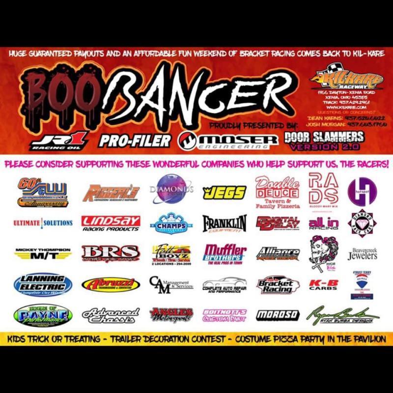 boo banger sponsors