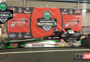 Kevin Brannon wins Top Dragster at Carolina Nationals