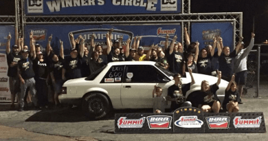 London Dragway wins IHRA Team Finals