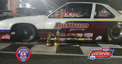 Nelson Bogacki win St Louis Lucas Oil Series