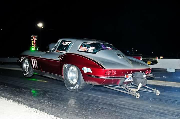 Robbie Draughon Corvette